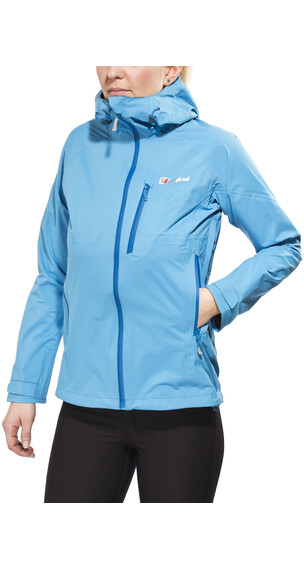 Berghaus Light Speed Hydroshell jakke Damer blå